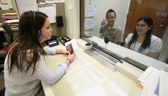 Hồ sơ xin Visa du lịch Mỹ cần những gì?