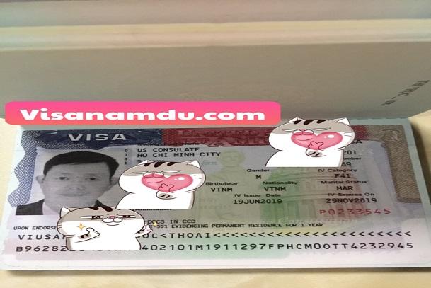 Tính Tuổi con trên 21 của hồ sơ anh em đi Mỹ