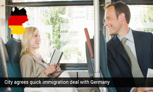 Germany introduces automated clearance system at airports ...