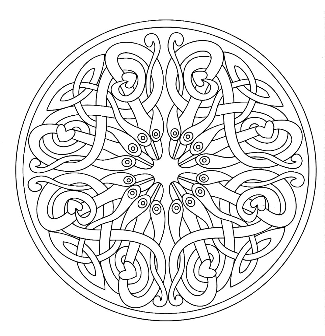 Coloring Creations Adult Only