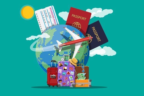 Visas and Travels