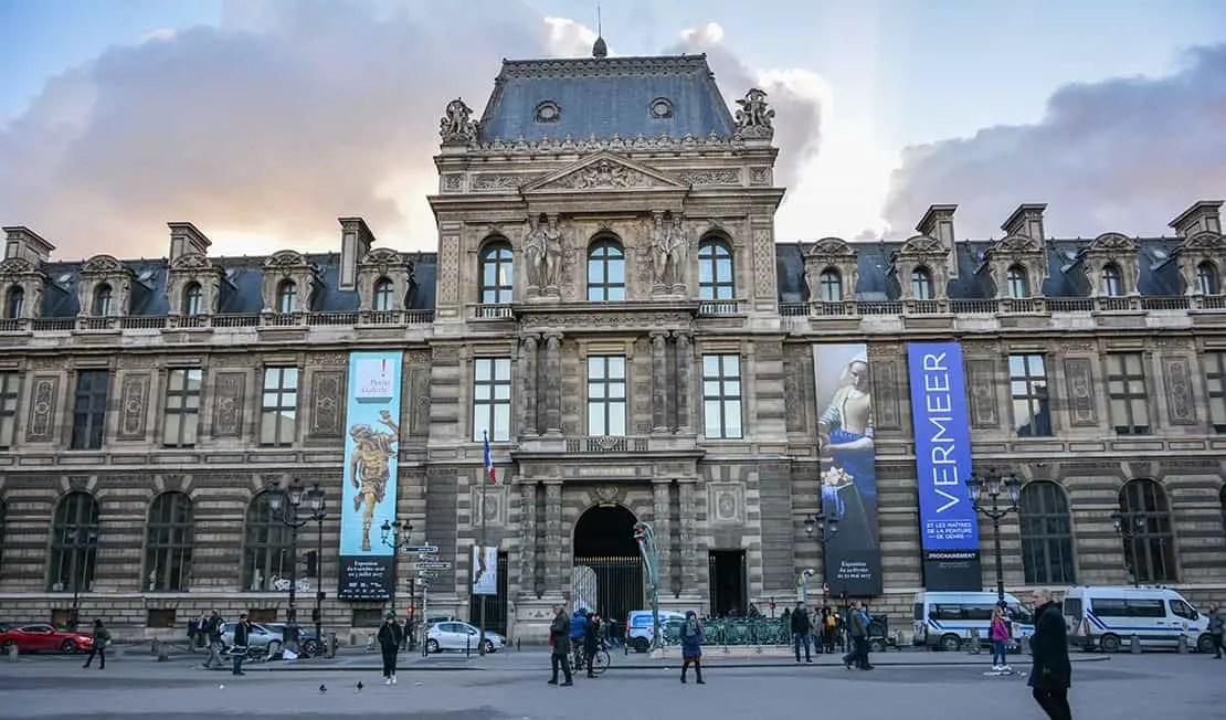 paris travel guide - musee du louvre