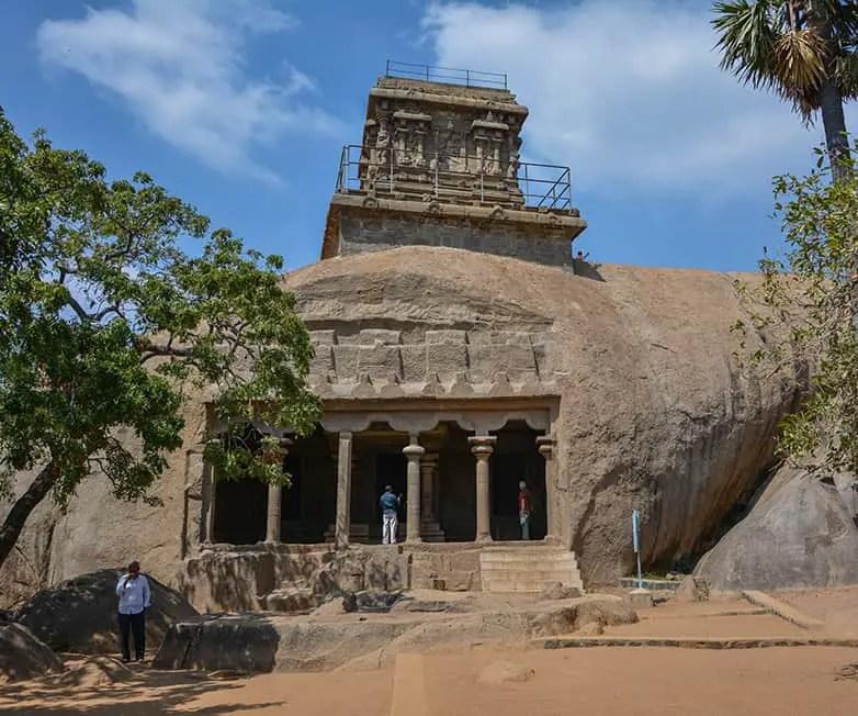 monuments in mamallapuram india