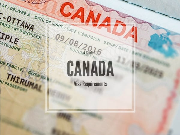 Canada Visa Requirements