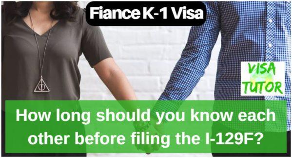 Visa dating in Long term