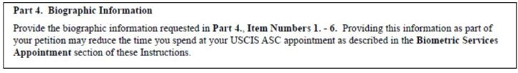 I-129F instructions reveal that only US petitioners can attend the ASC appointment