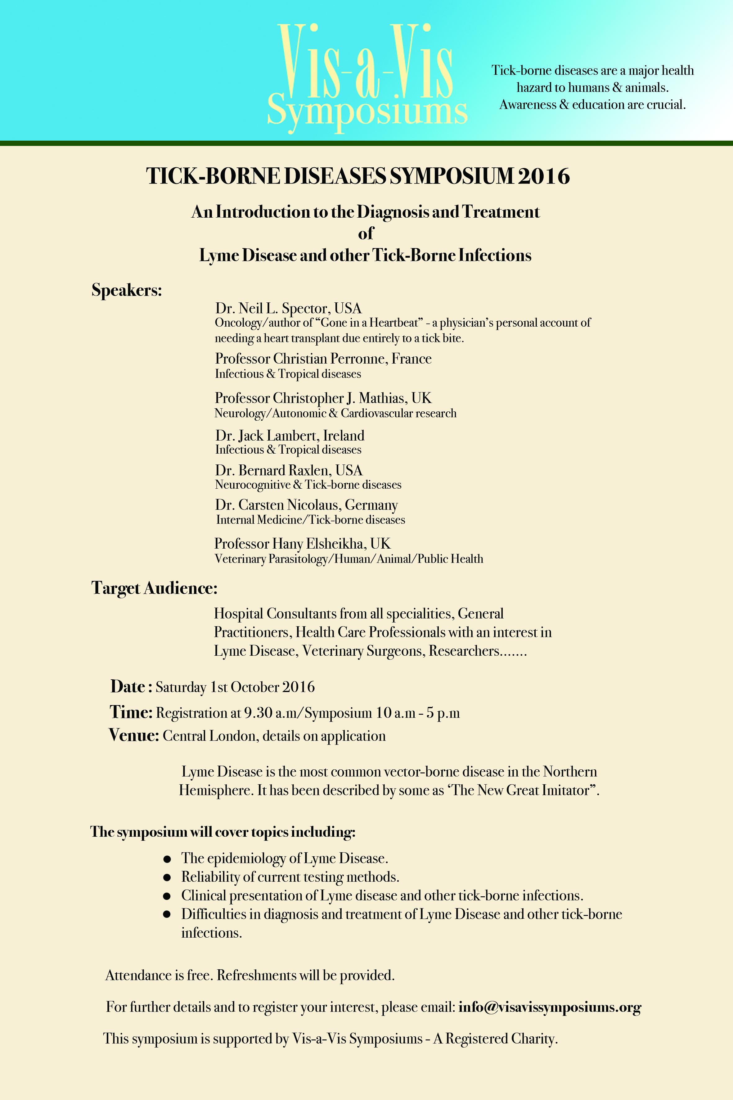 Vis Symposium