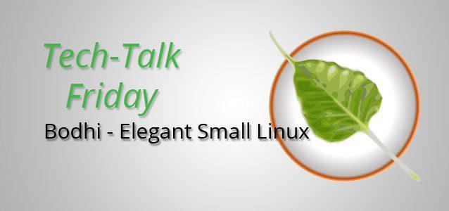 Bodhi - Elegant Small Linux