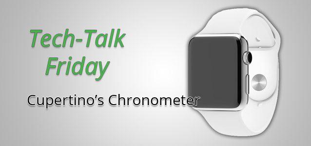 Cupertino's Chronometer