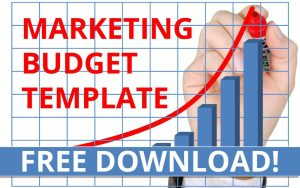 Download our spectacular marketing budget template and take control of your budget now!