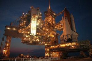Just like the newscasts leading up to a shuttle launch, you should hype your website launch.
