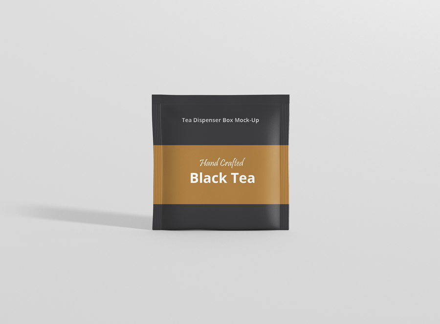 Try one (or all nine) of these clever uses for both new and used tea leaves. Tea Packaging Mockup Premium And Free Mockups By Viscon Design