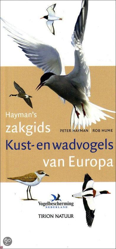 Zakgids Kust- en wadvogels van Europa