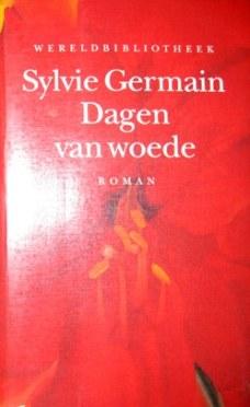 dagen van woede Sylvie Germain
