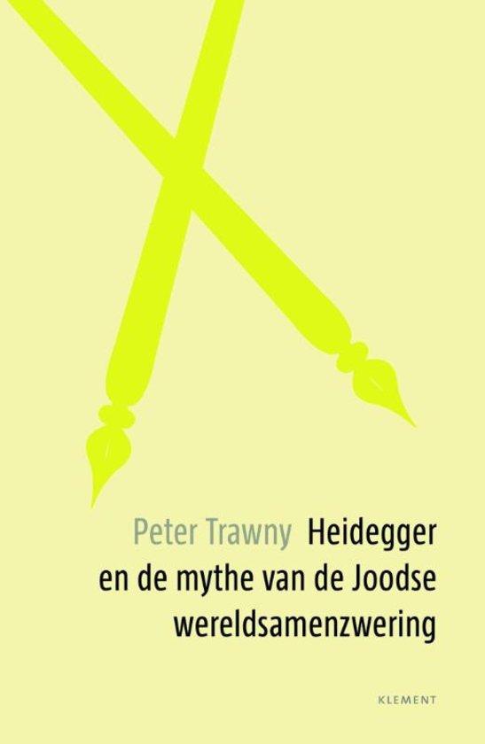 Heidegger en de mythe van de Joodse wereldsamenzwering