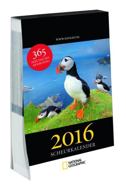 National Geographic scheurkalender