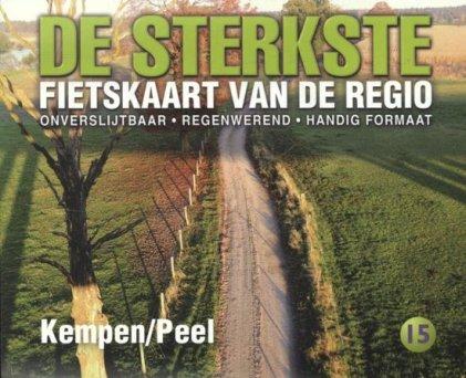 fietskaart De Groote Peel