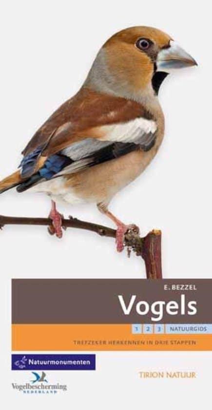 1-2-3 Natuurgids Vogels