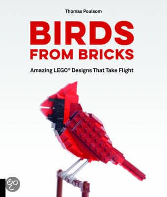 birds from bricks