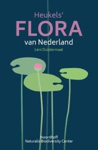 recensie nieuwe editie Heukels Flora van Nederland