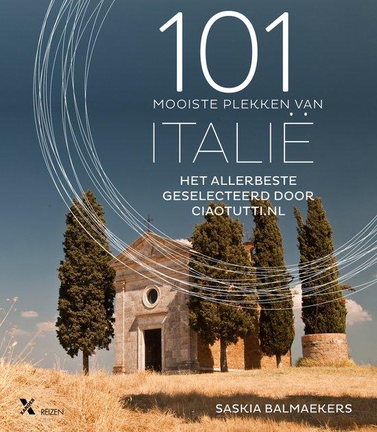 101 mooiste plekken van Italië Saskia Balmaekers