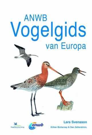 anwb vogelgids van europa paperback