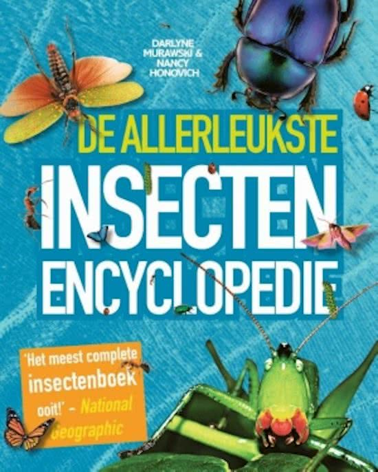 De allerleukste insectenencyclopedie
