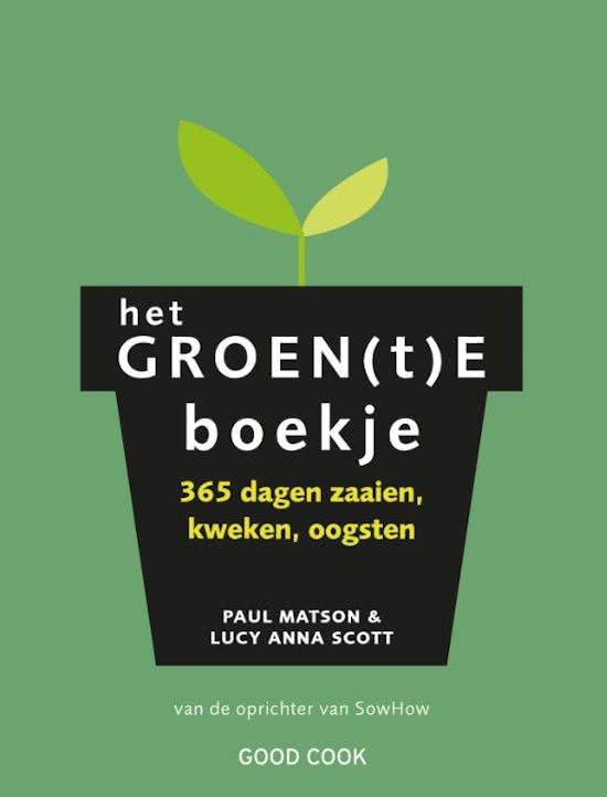 Het groen(t)e boekje
