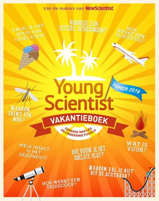 recensie young scientist vakantieboek 2018
