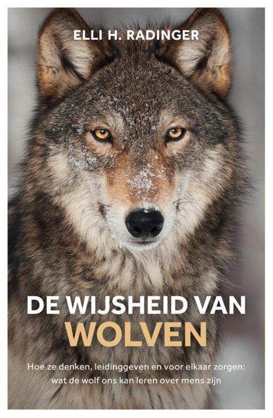 recensie de wijsheid van wolven elli radinger