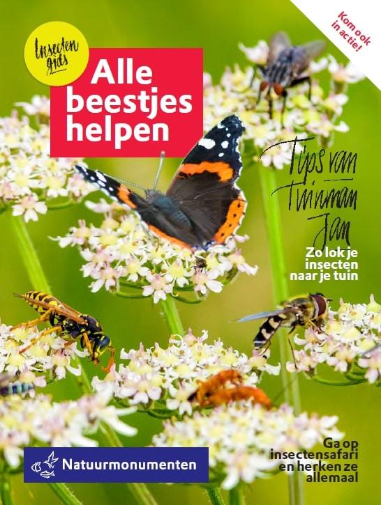 alle beestjes helpen natuurmonumenten insectengids insectenparadijs