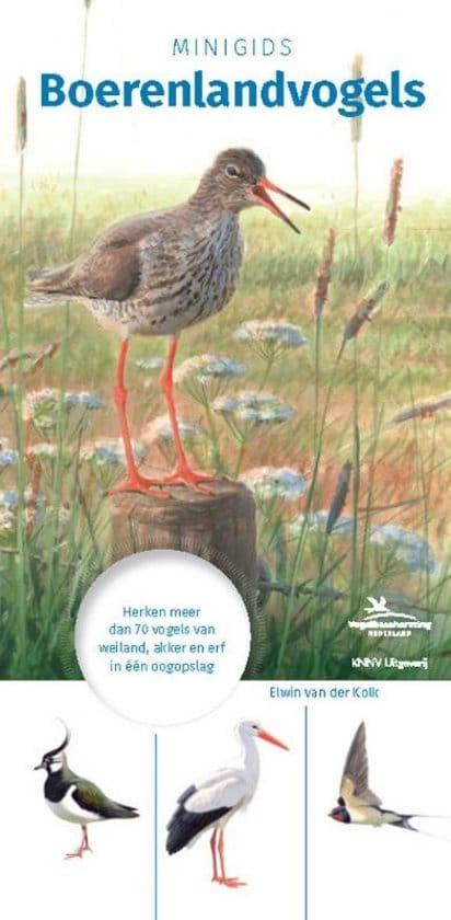 recensie minigids boerenlandvogels vogelbescherming nederland