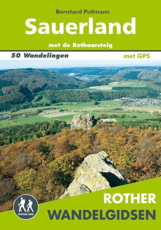 recensie rother wandelgids sauerland bernhard pollmann