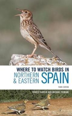 vogels kijken in het noorden van spanje gids
