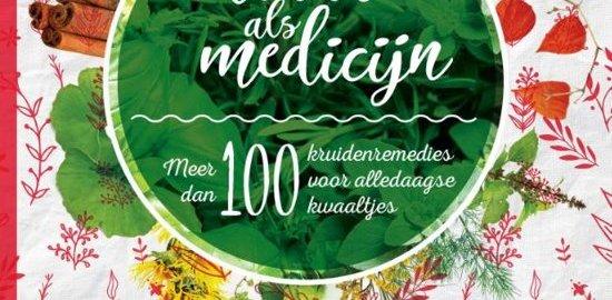 recensie de natuur als medicijn Creosa Govaers