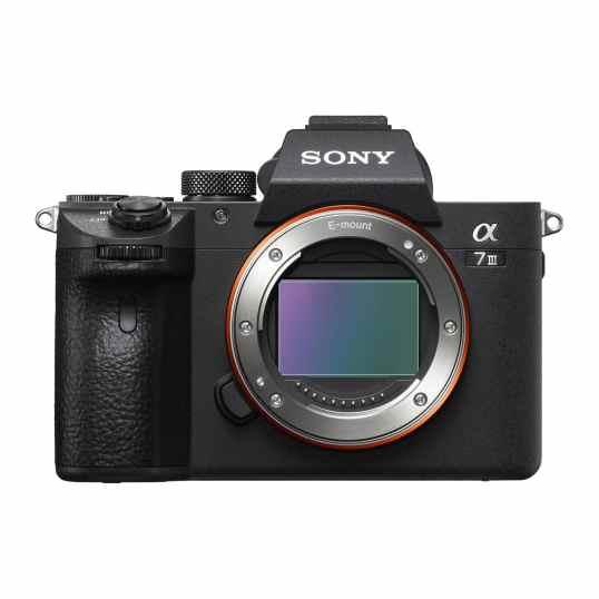 beste 4k systeemcamera om te filmen Sony Alpha A7 III