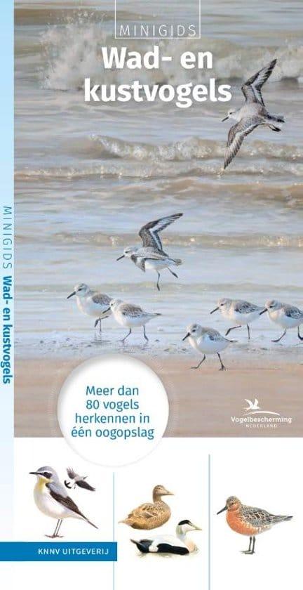 recensie minigids wad en kustvogels maureen kemperink elwin van der kolk