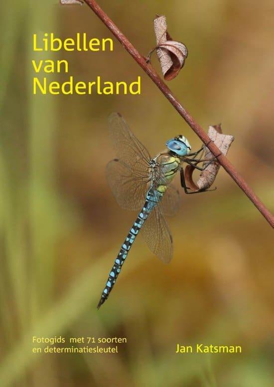 recensie Libellen van Nederland jan katsman