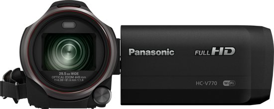 review Panasonic HC V770