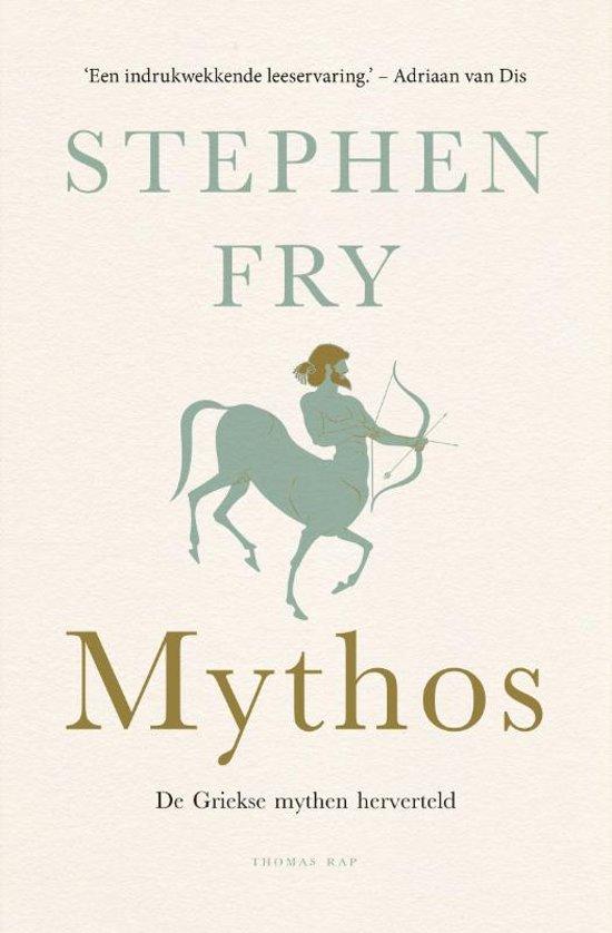 recensie mythos stephen fry