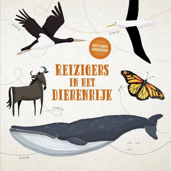 recensie reizigers in het dierenrijk prentenboek dierentrek
