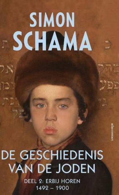 recensie de geschiedenis van de joden simon schama