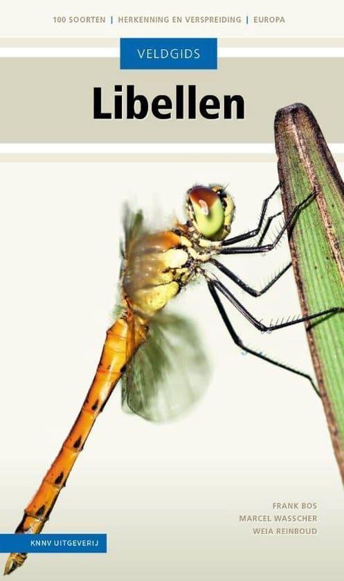 recensie veldgids libellen