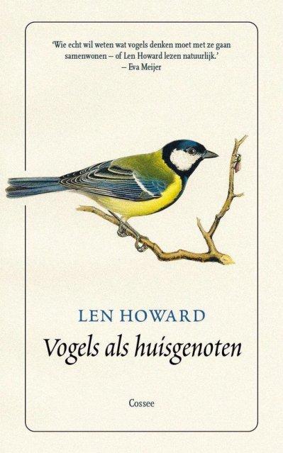 recensie vogels als huisgenoten len howard