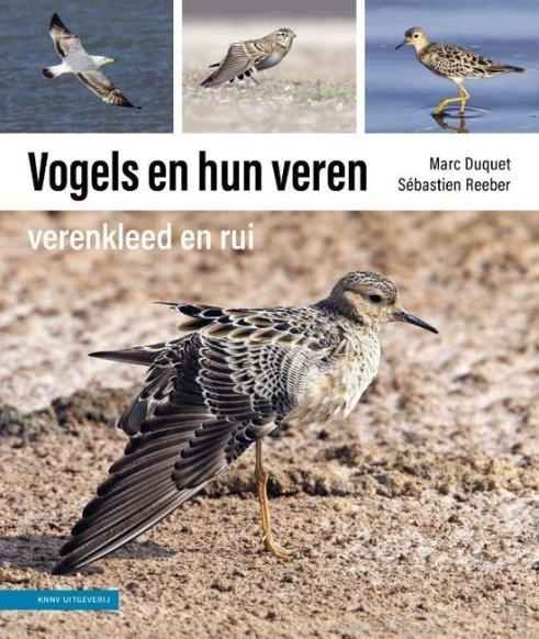 recensie vogels en hun veren Marc Duquet en Sebastien Reeber