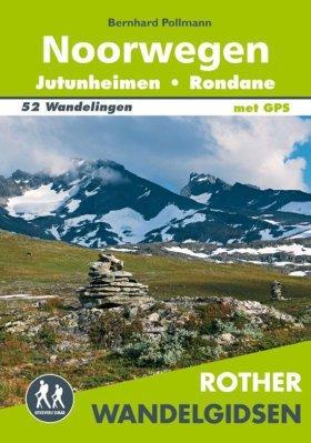 recensie rother wandelgids noorwegen bernhard pollmann