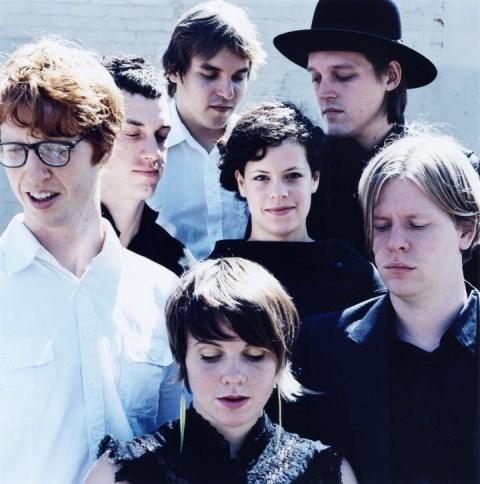 Som e Imagem Anos 90 - Arcade Fire