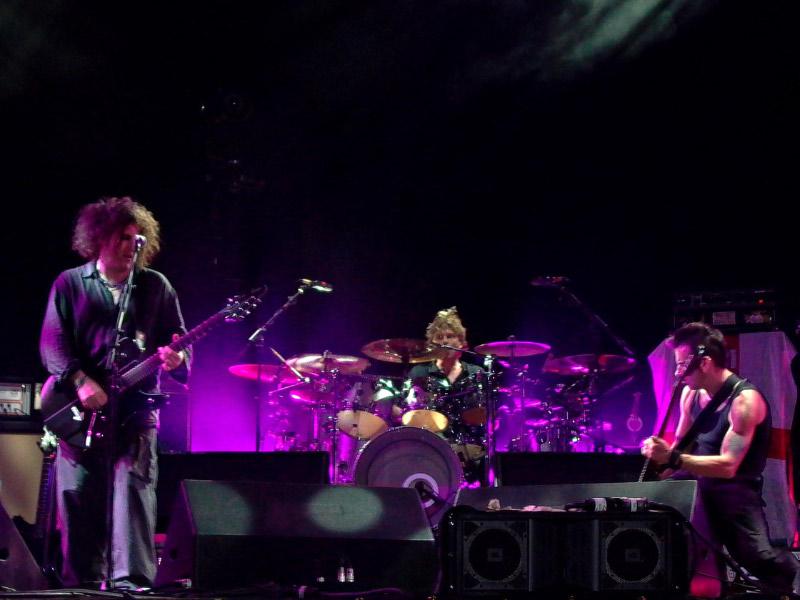 theCure 4 Life - Uma Playlist do The Cure em 40 sons comemorando os 40 anos da banda