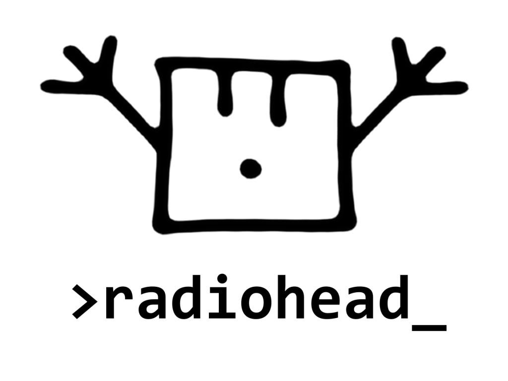 Aquecimento + Playlist com cara de Setlist do Radiohead no Brasil 2018