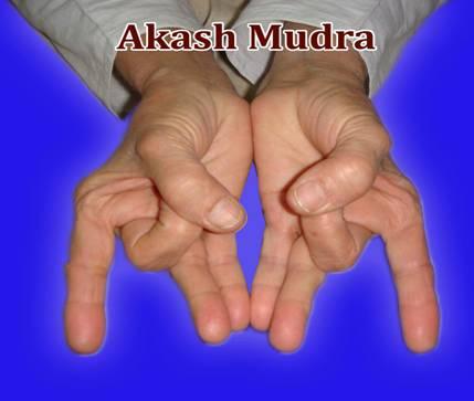 AkashMudra